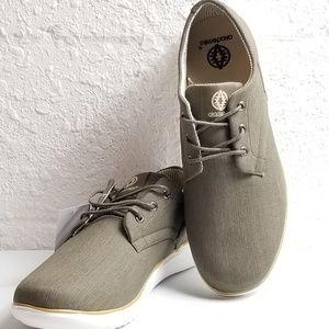 Akademiks Lounge shoe men's size 10 khaki NWT